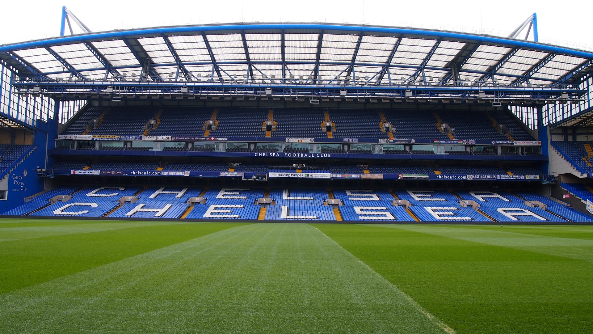 Chelsea's Early Form Continues to Defy Critics - Chelsea ... Chelsea Fc Stadium