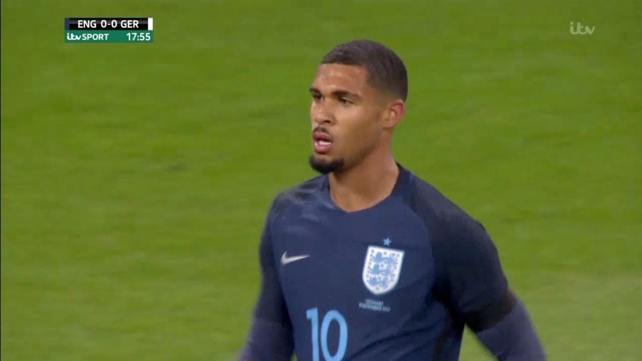 Gareth Southgate: 'Ruben Loftus-Cheek must build resilience'
