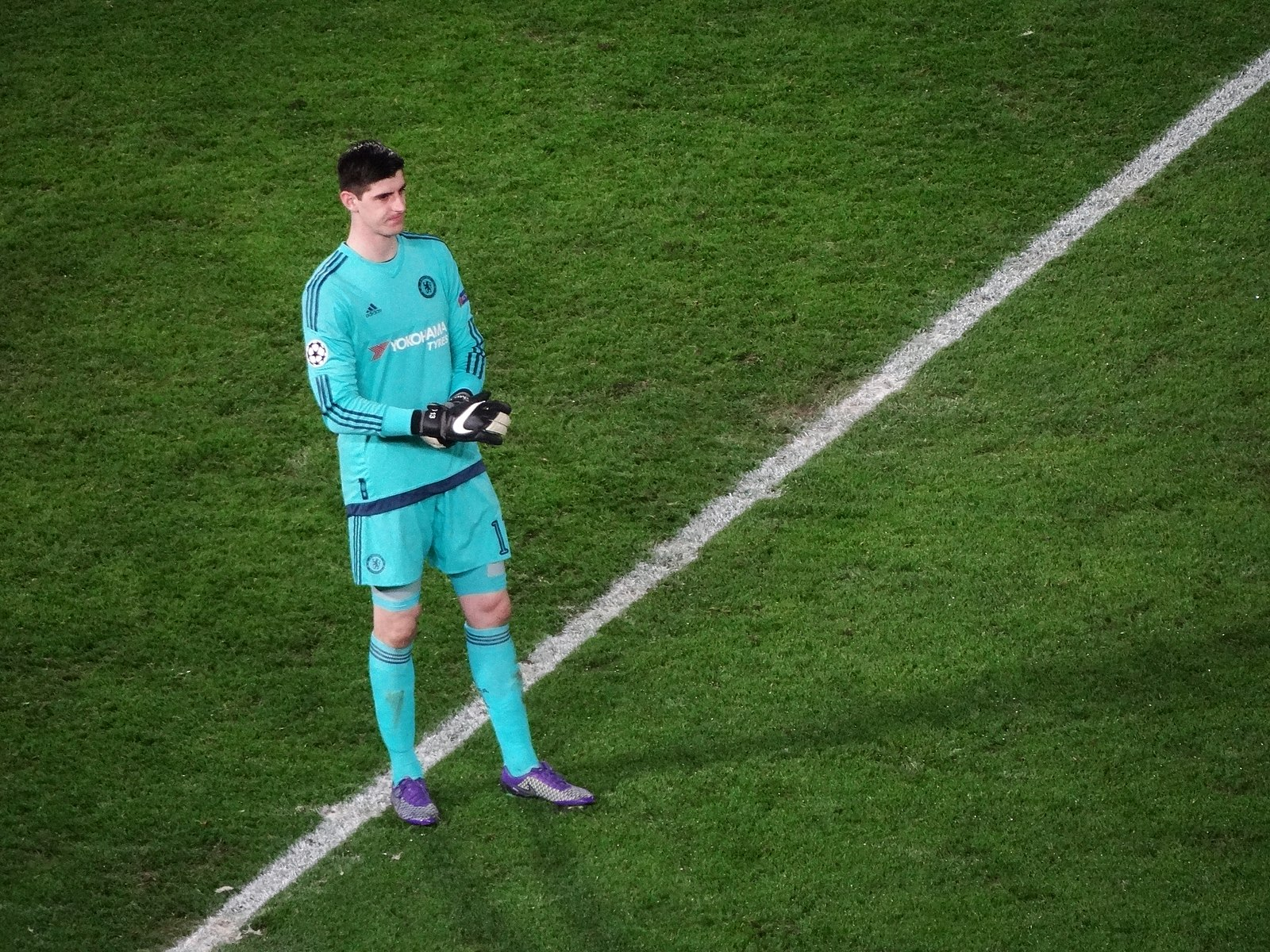 Courtois Contract Talks Stall After European Interest