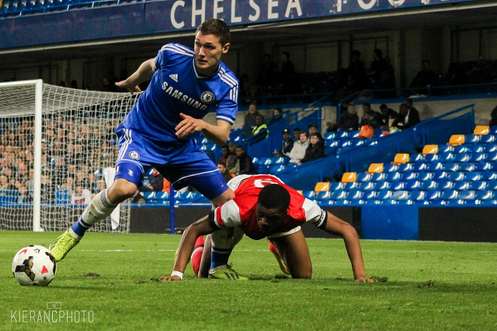 Andreas Christensen vs Chuba Akpom | Kieran Clarke | Flickr