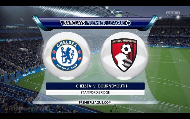 Chelsea-vs-Bournemouth