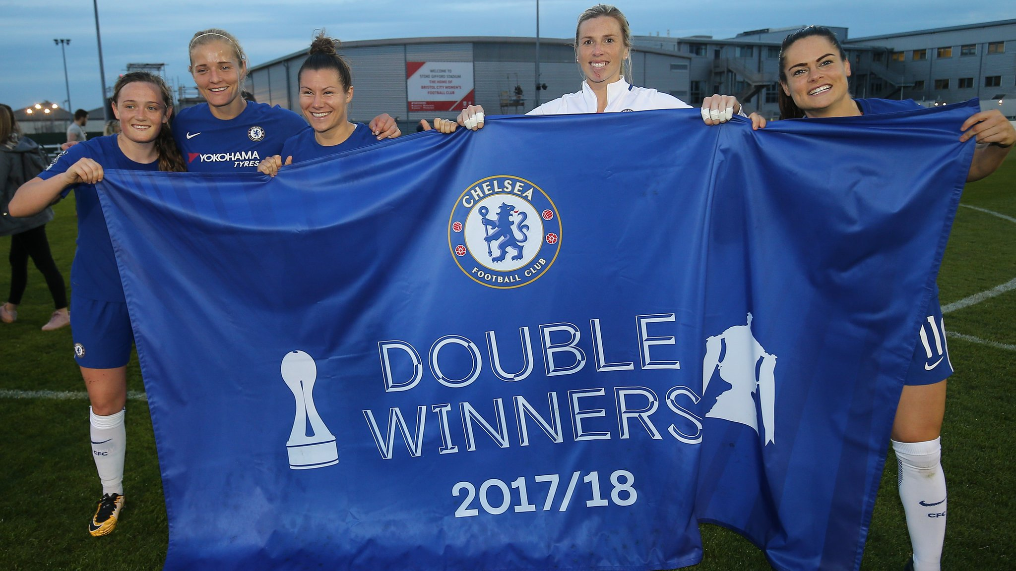 Chelsea Win Women's Super League Title