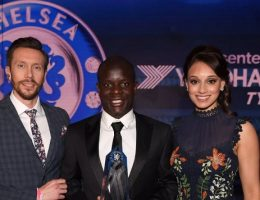 Chelsea Player of the Year kante
