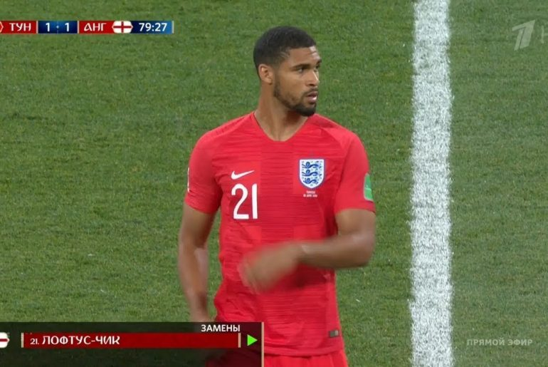 Ruben Loftus-Cheek - England - World Cup 2018