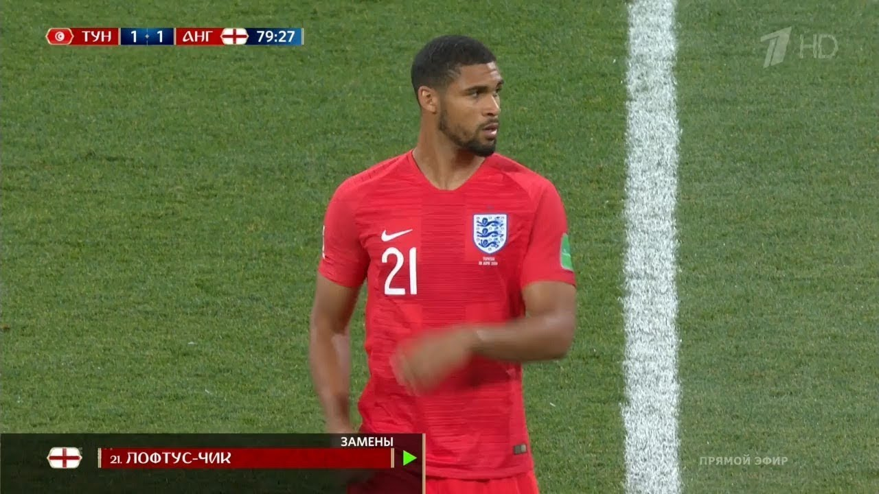 2fa735d47 Former Chelsea boss Hoddle  Loftus-Cheek should be a first-choice