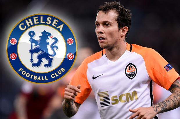 Chelsea 'favourites for free agent Bernard'