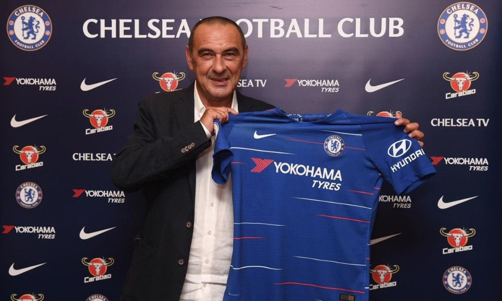 Maurizio Sarri invites John Terry to join Chelsea coaching staff