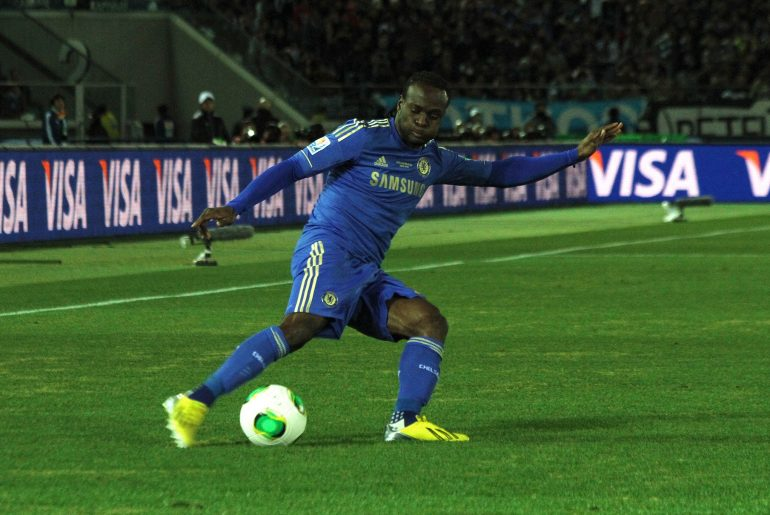 Victor Moses - 2012 FIFA Club World Cup
